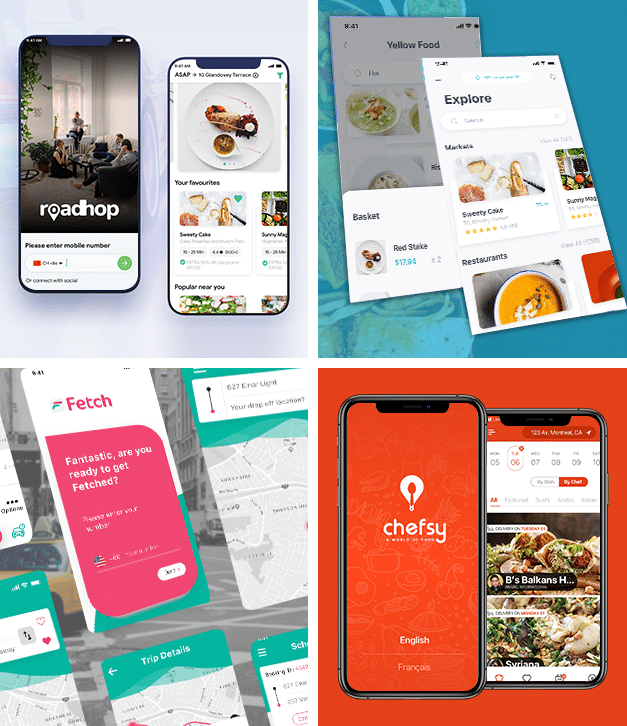 Mobile App Projects