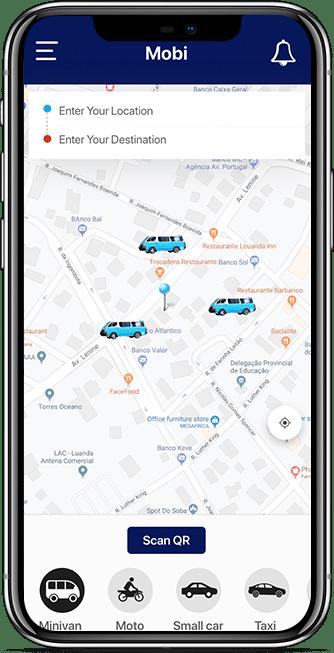 transit technology app