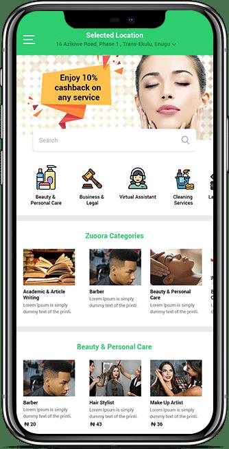 handyman customer app