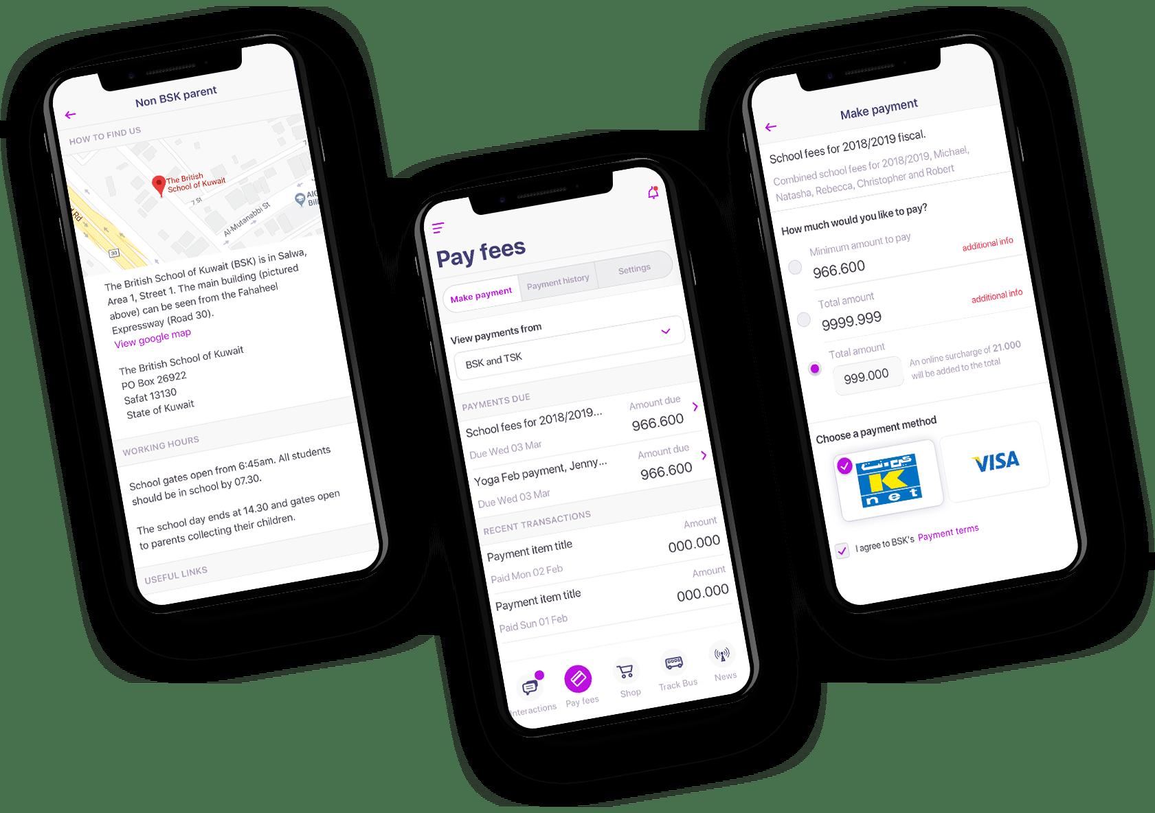 app related screen