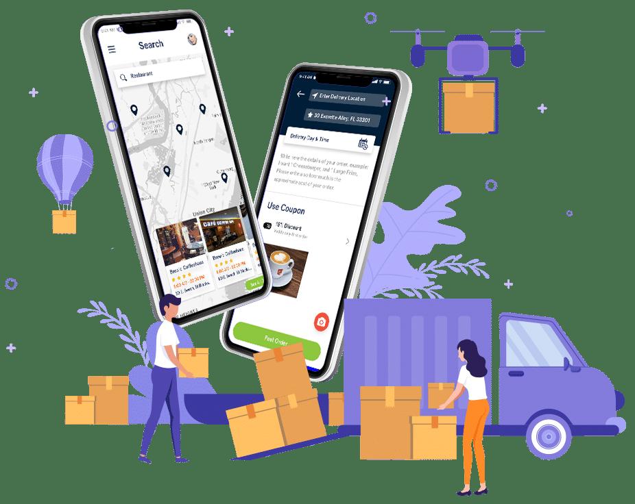 Deliver App Mobile