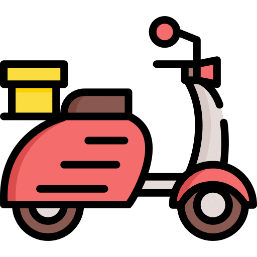 Small packages delivery App