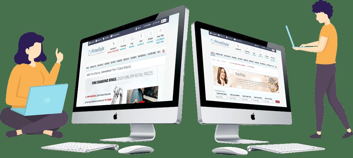 portfolio screen