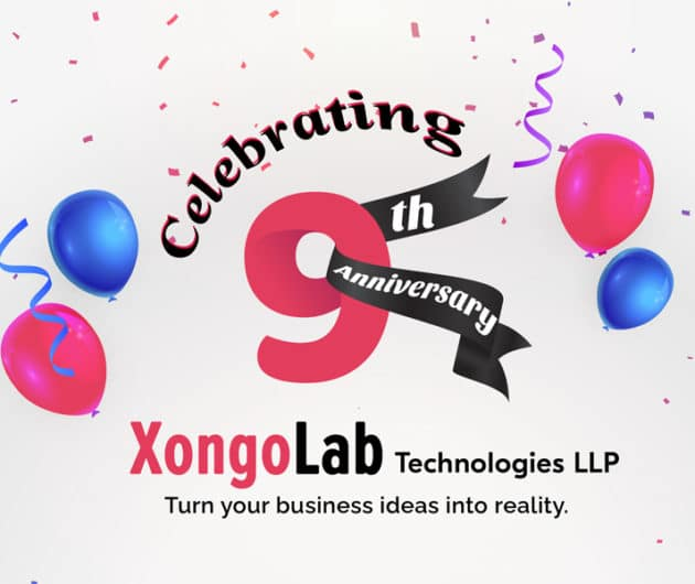 Xongolab 9th Anniversary