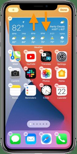 iOS widget development services