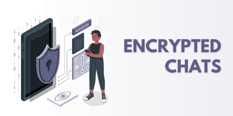 encrypted chats
