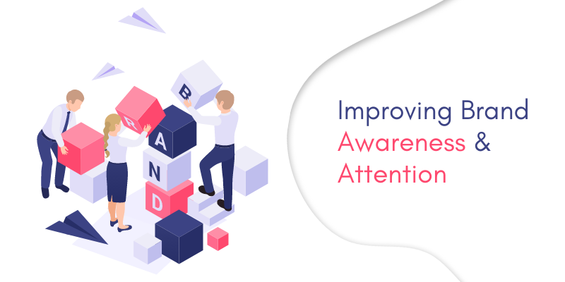 increase brand awareness